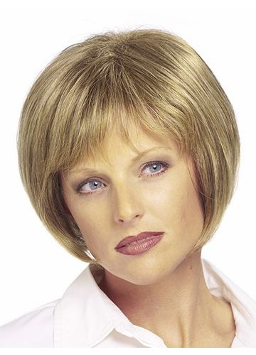Cute Short Bob Style Synthetic Wig | Only Bob Wigs | Pinterest
