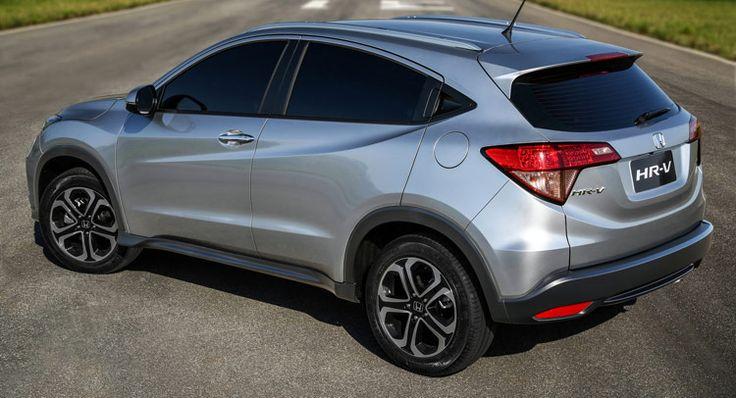 Honda HR-V 2015 a precios desde R $ 75,000 en Brasil » Los Mejores Autos
