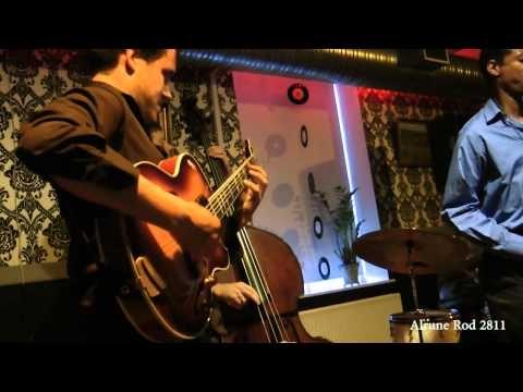 Gilad Hekselman Quartet plays Huset in Denmark