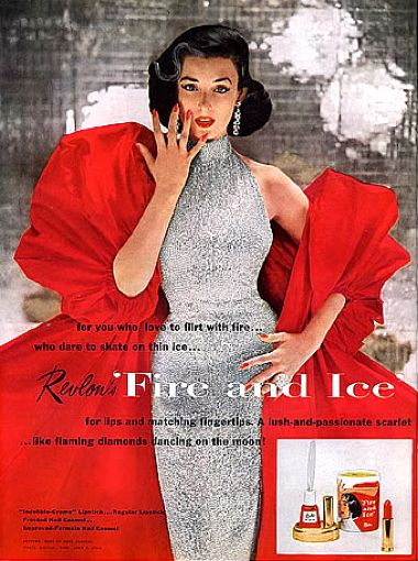 1952 Revlon Fire and Ice