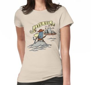 """Land Ho!"" T-Shirts & Hoodies by Caddywompus 