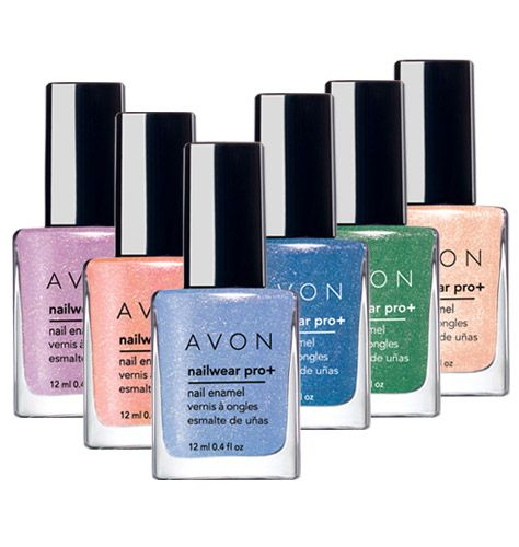 Avon Pink Nail Polish: 17 Best Images About AVON Ideas On Pinterest