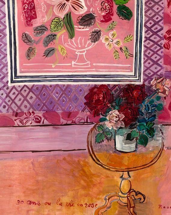 Trente Ans ou La Vie en Rose | Raoul Dufy                                                                                                                                                                                 Plus