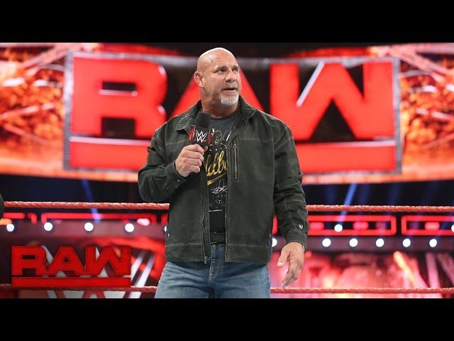 Goldberg confirms he will compete in the 2017 Royal Rumble Match: Raw, Nov. 21, 2016 #goldberg #confirms #compete #royal #rumble #match