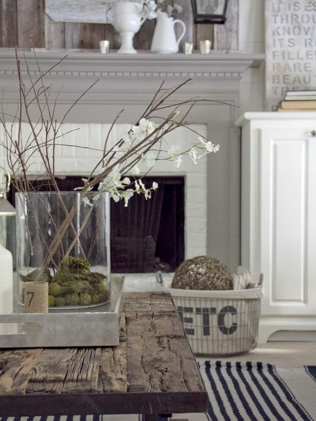 Eclectic Living Rooms from Katie Leavy : Designers' Portfolio 730 : Home & Garden Television