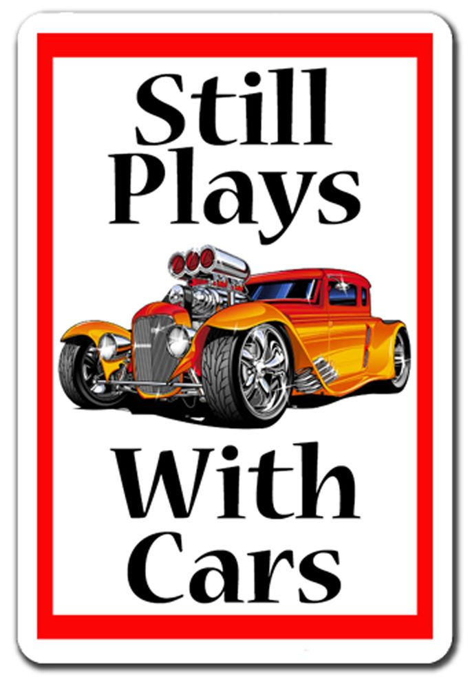 Garage Car Signs : Images about paul stickers on pinterest harley