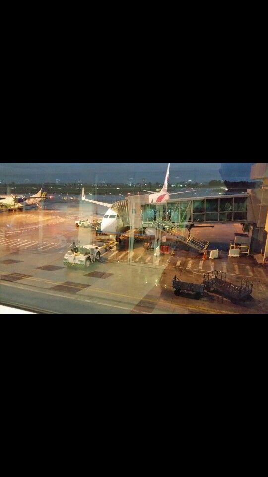 Miri Airport @ Sarawak