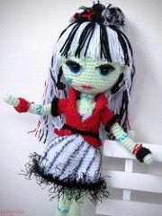 Amigurumi Monster High : 1000+ ideas about Crochet Monster High on Pinterest ...