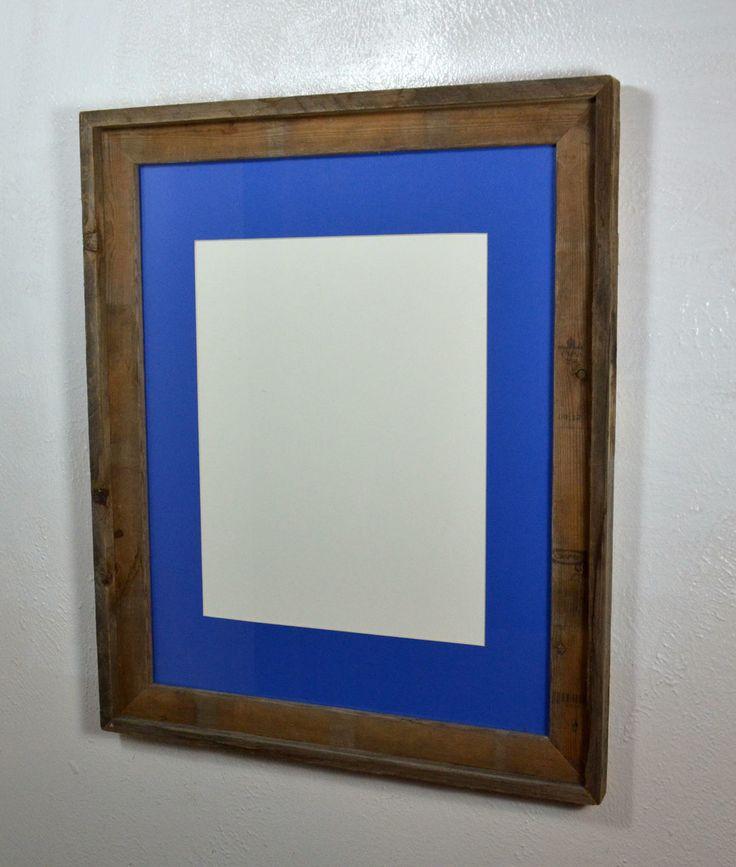 83 mejores imágenes de Reclaimed wood picture frames rustic style en ...