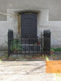Przemyśl, 2008, 1956 memorial on the site of the mass shootings in the school yard, Marek Król