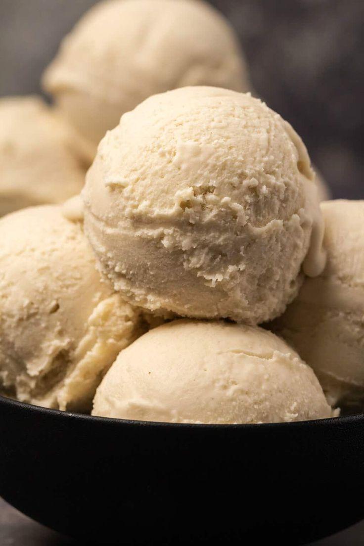 Dieses vegane Eisrezept ist wirklich das Beste! Es ist cremig und geschmeidig und hat …   – Vegan Recipes