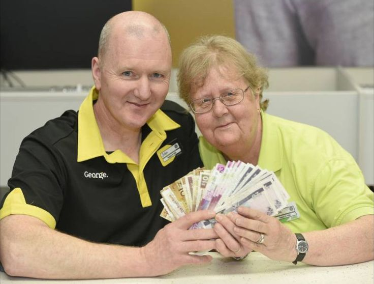 Staff at Asda store left 'flabbergasted' after shopper leaves £7,500 cash for the 'poor children'