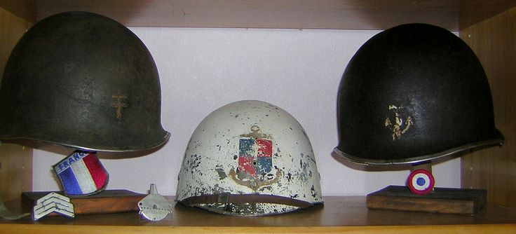 Free French M1 helmets