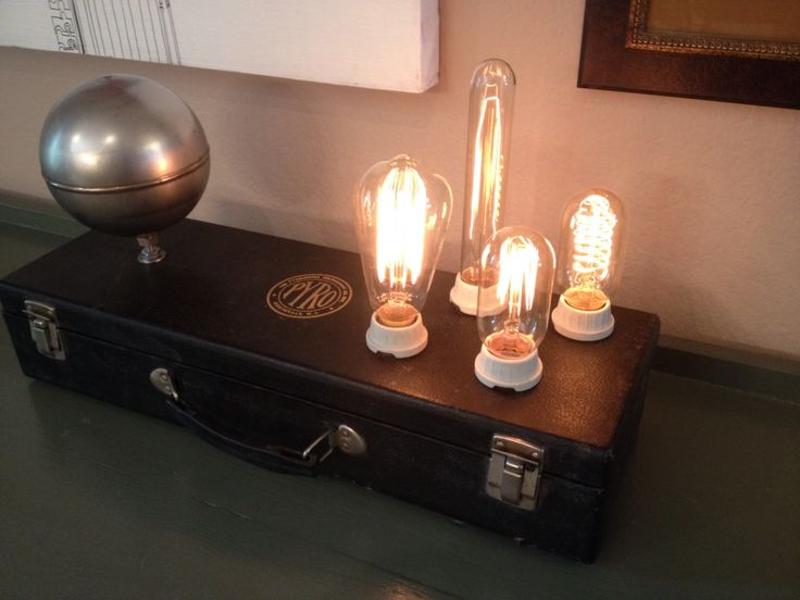 17 Best Images About 20 Steampunk Lamps On Pinterest