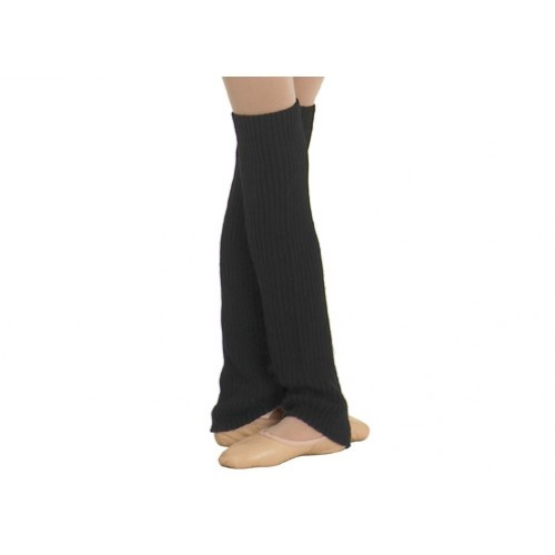 "Bloch Moya, Girl's leg warmer  Girl's 2x2 rib knee length leg warmer  Fabric: 100% acrylic cashmere like yarn  Sizes:One size 18.5""  Colors: Ballet pink , Black  Price: 13.20€"