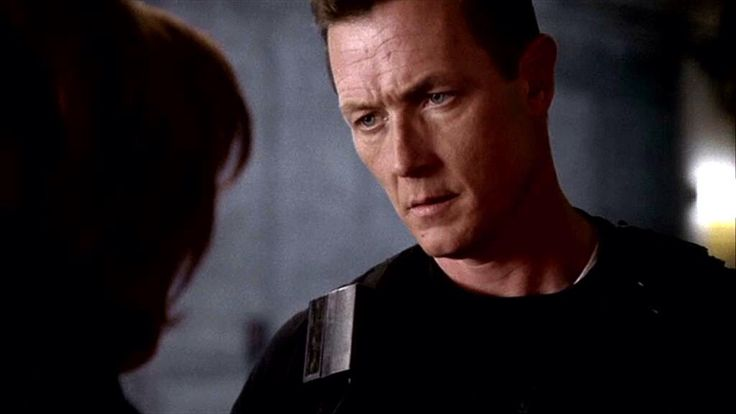 Agent John Doggett is a new main character on the X Files