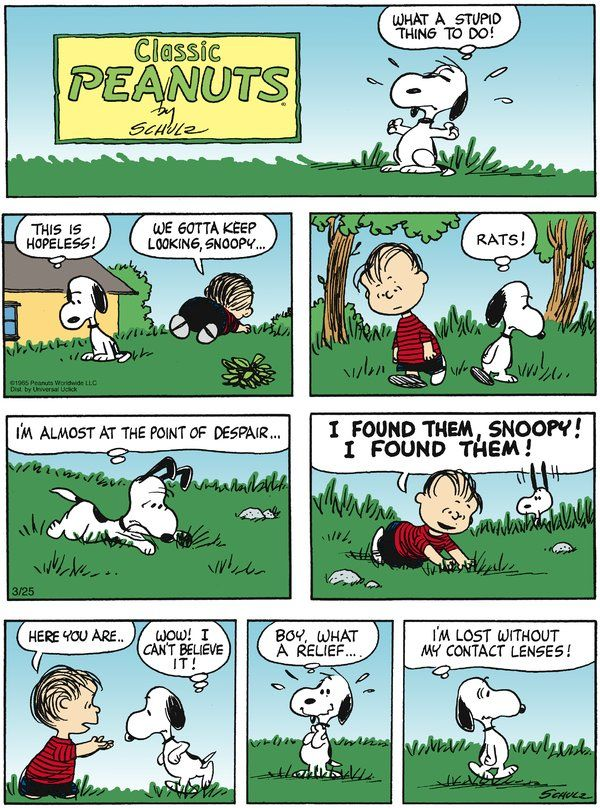 The Decline of Peanuts