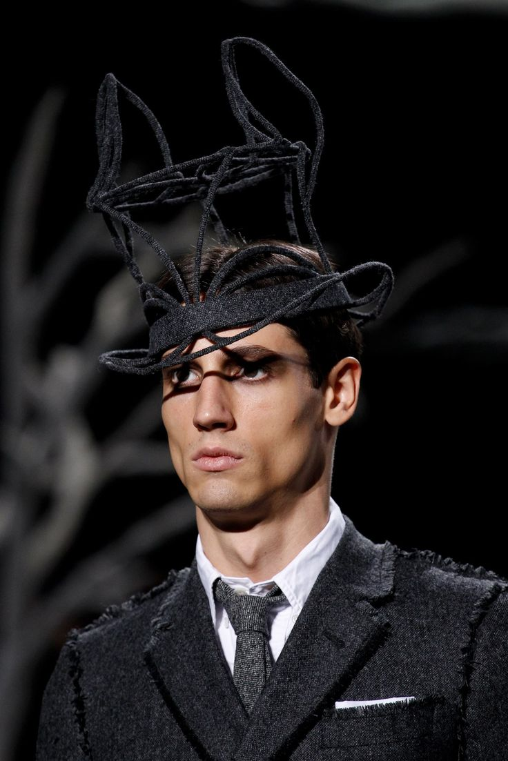 Thom Browne Fall 2014 Menswear Accessories Photos - Vogue