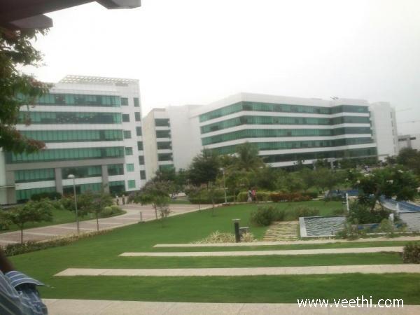 HCL technologies building in Noida - Gautam Budh Nagar |