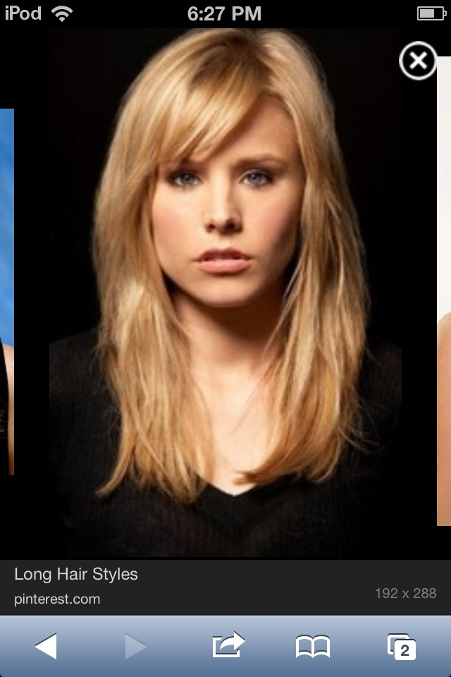 How To Cut Perfect Side Swept Bangs At Home Hair Styles