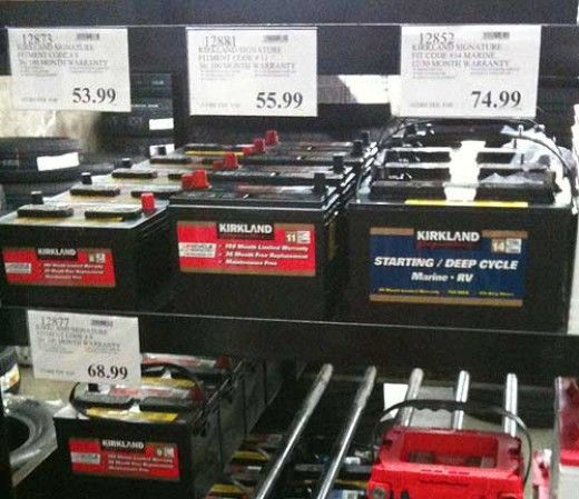 Costco Car Batteries By Kirkland Optima Battery Costco