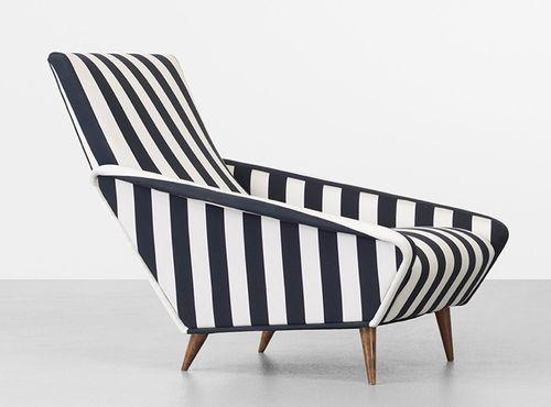 on-chairs:Giò Ponti, Distex lounge chair, model 807 AtWright