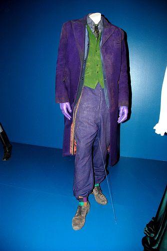 Heath Ledger's Joker Costume at FIDM