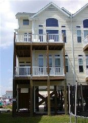 End Unit Townhouse with Ocean View