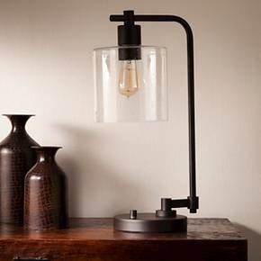 Best 25+ Industrial table lamps ideas on Pinterest | Industrial ...