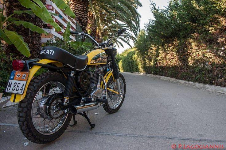 #ducati #scrambler #restoration #vintage