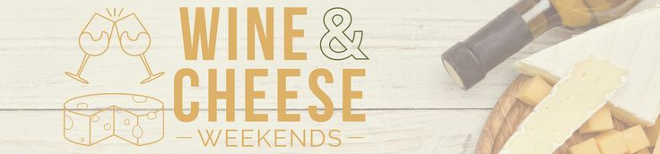 Wine & Cheese Weekends every weekend in March at Chaddsford Winery. #ChaddsfordWinery #GlenMillsPA #ThingstoDo #Pennsylvania