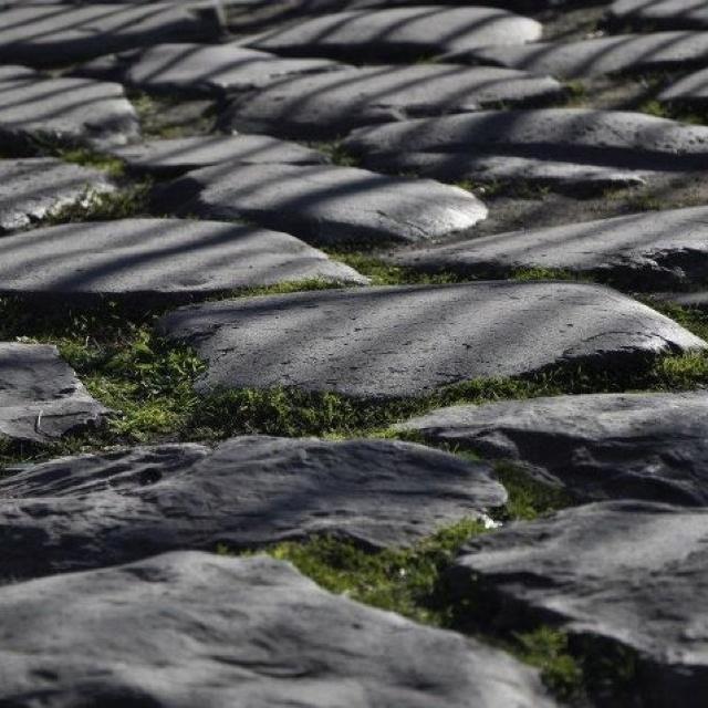Colosseo - lastricato