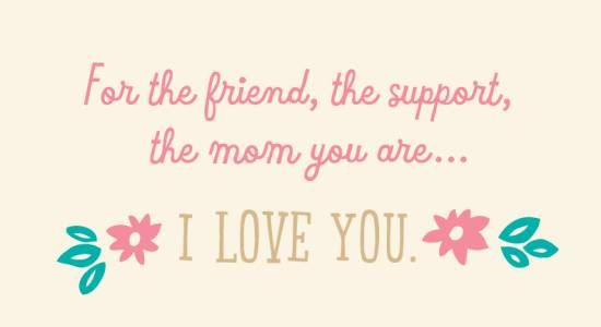 Happy Mothers day quotes from daughter 1