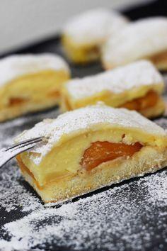 Blatterteigkuchen Mit Vanillepudding Rezepte Pinterest Kuchen