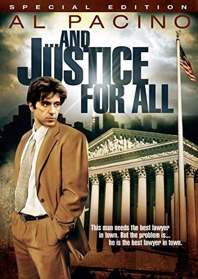 Al Pacino & Jack Warden & Norman Jewison-And Justice for All
