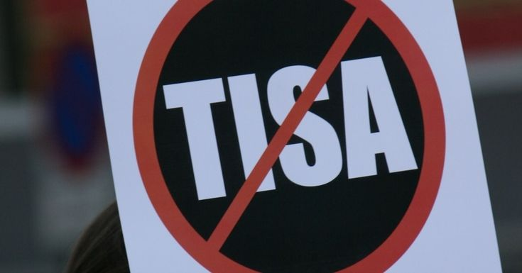 Friday, for the first time, WikiLeaks released demands by the EU to lock in a wide list of services sectors to TISA's privatization and deregulation provisions, including public services in developing countries. In the mid-2000s, when European campaigners leaked similar demands during corporate efforts to expand the General Agreement on Trade in Services, the EU was forced to walk back many of those demands.