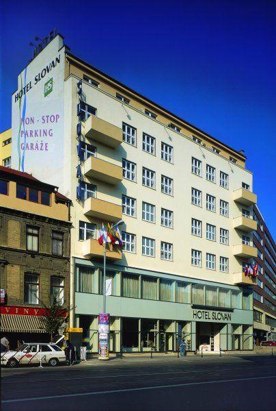 Hotel Slovan - Brno  www.hotelslovan.cz  Hotel 3*