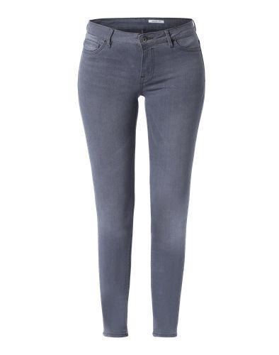 #EDC #BY #ESPRIT #Damen #Jeans im #Jegging #Fit #grau Inszeniert deine Beine und bringt sie formschön zur Geltung! Die Jeggings von EDC by Esprit ist elastisch und überzeugt mit softem Griff. Mit Heels gestylt der Knaller!