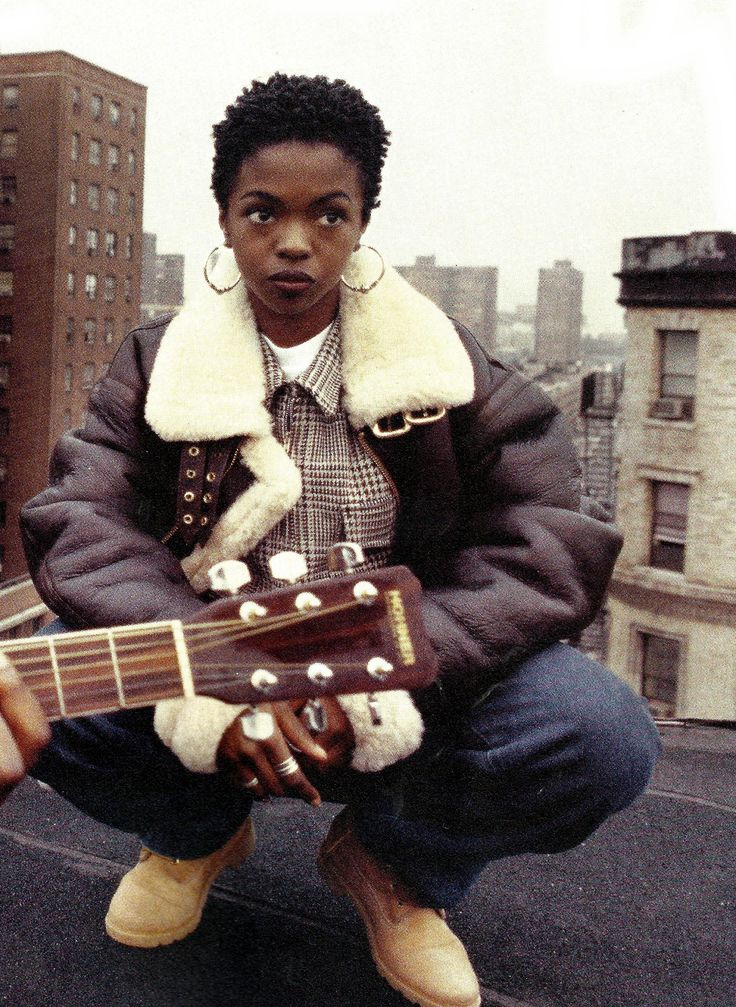 94' Lauryn Hill Her lyrics are real. And her voice is so smooth.