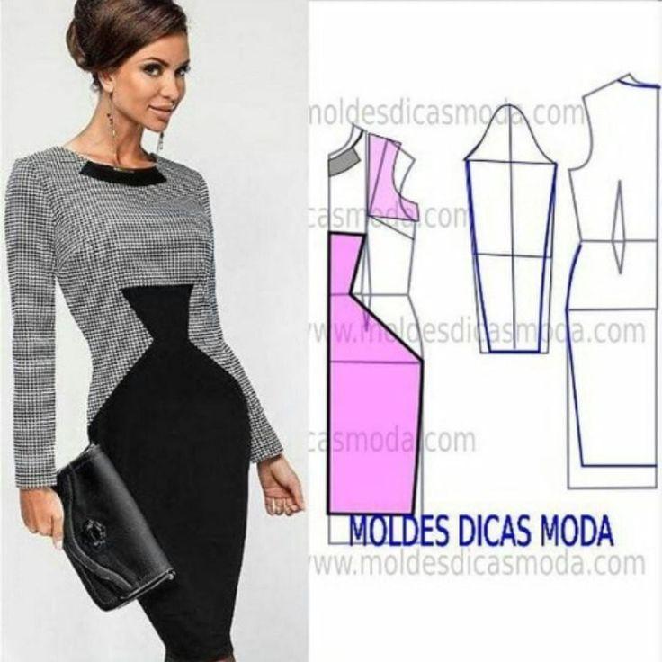 #elbise #dress kalıbı. Temel beden kalıbı üzerinde modelleme çalışması. Desteklemek için lütfen yorum yapınız & begen butonuna basınız. ❤ to support us, please like and comment❤ #kendindik #hautecouture #sewingproject #sew #sewing #sewinglove #sewforinstagram #kumaş #fabric #tasarım #fashion #moda #dikiş #dikisdikmek #dikiskalibi #freesewingpattern #fashionblogger #sewingblogger #pattern #desing #tailor #instamoda #modelist #handmade #instablogger