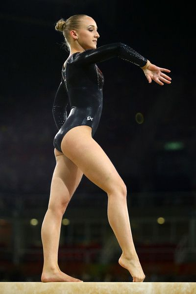 Sanne Wevers at the 2016 Olympic Gala