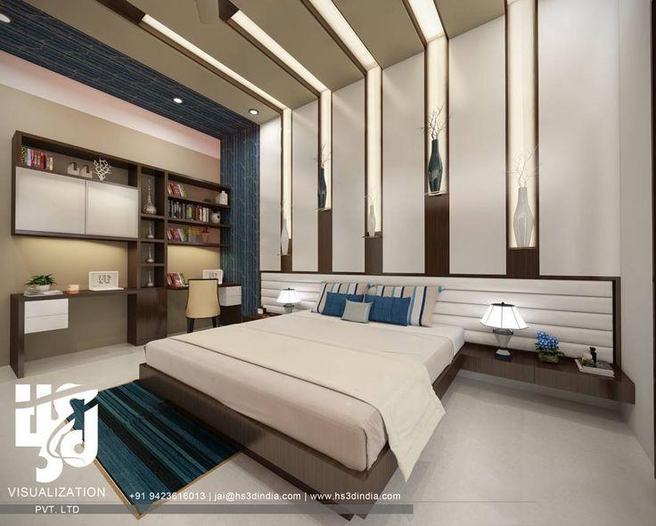 #bedroominterior #InteriorDesign #3dvisualization #ArchDaily #archilovers #cgi #architects