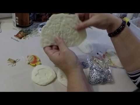 Sablon készítése szilikonból - YouTube