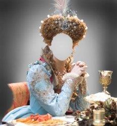 Клипарт костюм королевы
