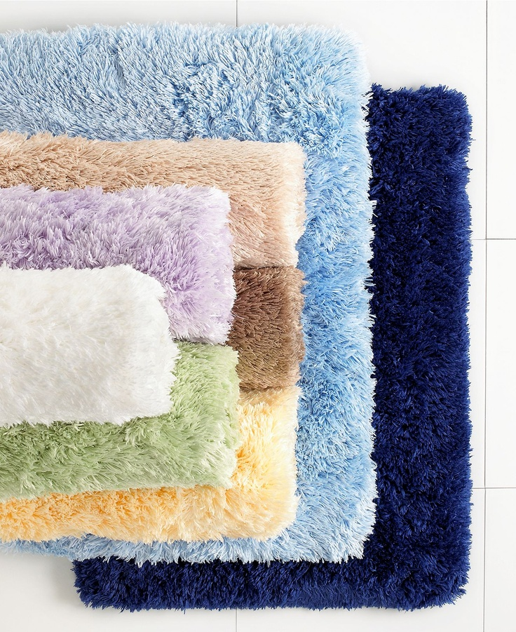 Closeout Martha Stewart Collection Bath Rugs Bedford Memory Foam Collection Bath Bed Bath