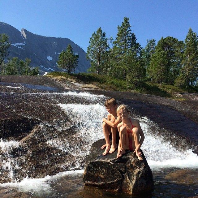 Fantastiske #nordnorge #frsommer #efjorden #kugelhornet #sommerliv #northern_norway #nordland #ofoten #vakkert #natur #nature #nofilter #sommerinord #children #holiday