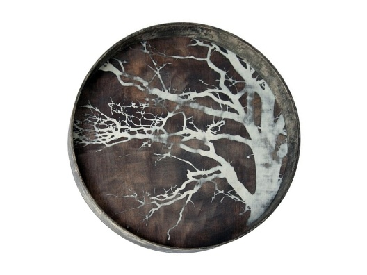 Round Tray by Notre Monde from Allegra Hicks on OpenSky