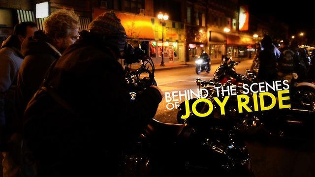 "Joy Ride - Behind the Scenes by Sandro. Behind the Scenes video of ""Joy Ride"" directed by Sandro for the Nikon D800."