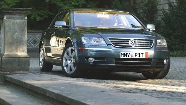 The Pain And Pleasure Of Briefly Owning A Used Volkswagen Phaeton