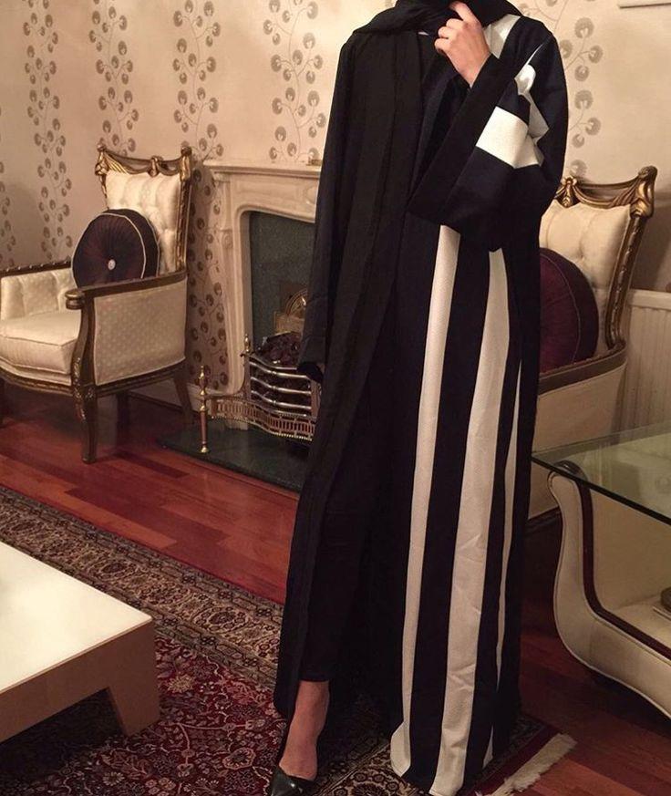IG: Shoppillar || IG: BeautiifulinBlack || Abaya Fashion ||